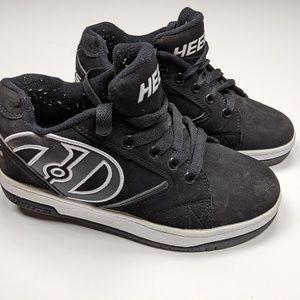 Heelys Black Youth Sz 5 Shoes Sneakers